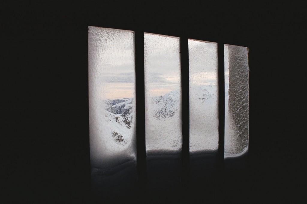 schronisko , Pireneje luty 10