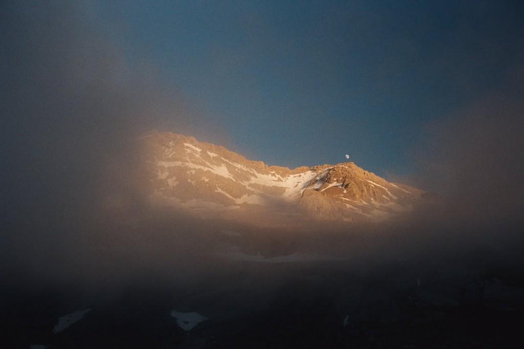Gabieto, Pireneje, czerwiec