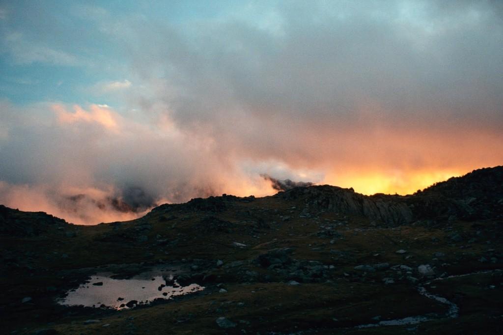 La Illa, Pireneje wrzesień