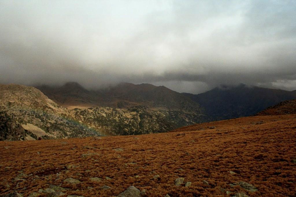tęcza, Wrzesień Andora