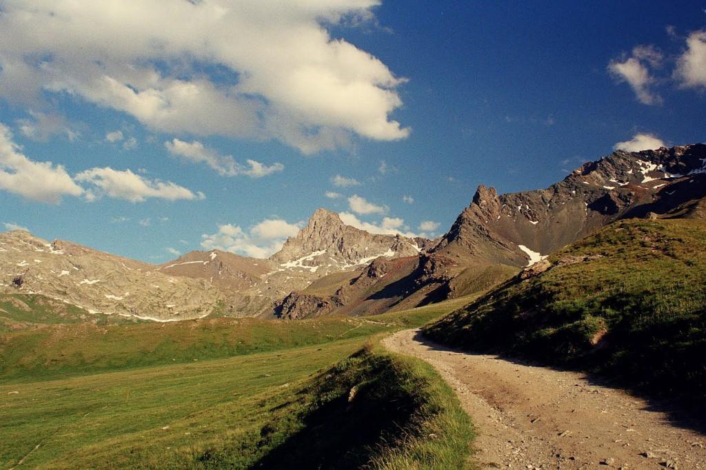 Queyras, Alpy Francuskie, lipiec