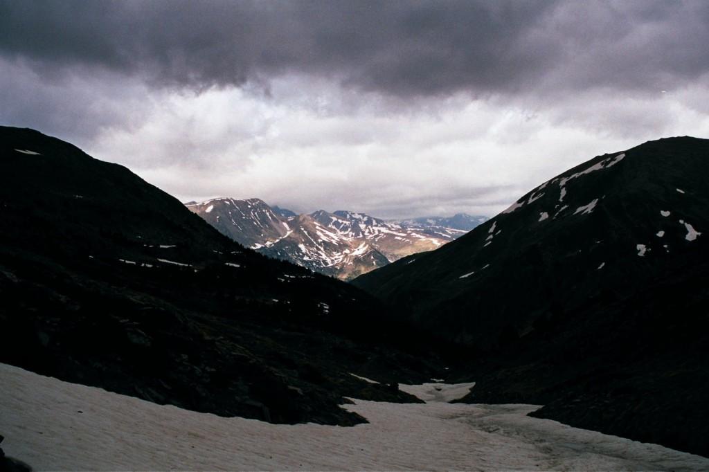 Pireneje wszchodnie, Francja, czerwiec