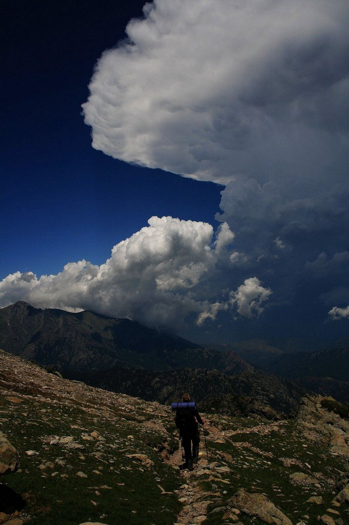Burza na Korsyce