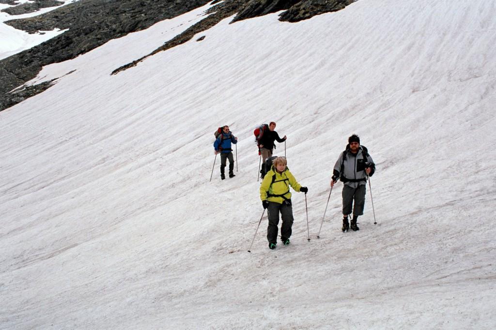 Pireneje, czerwiec