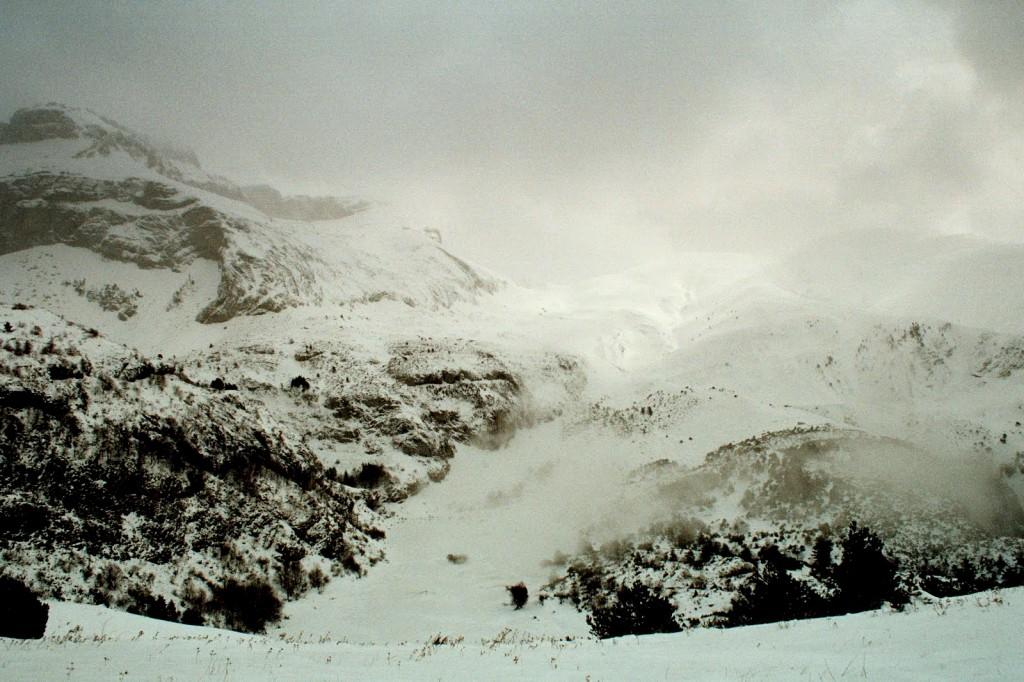 Col de Bozo i stoki masywu Bisaurin, 4 marca