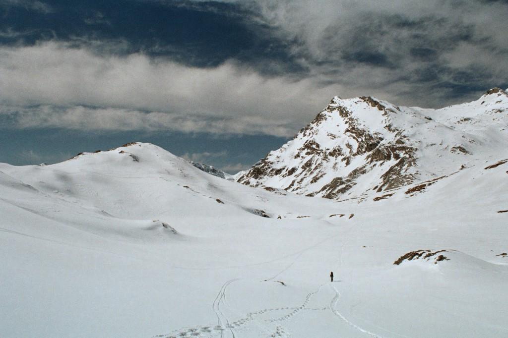 Pico de la Ralla i col de Ralla