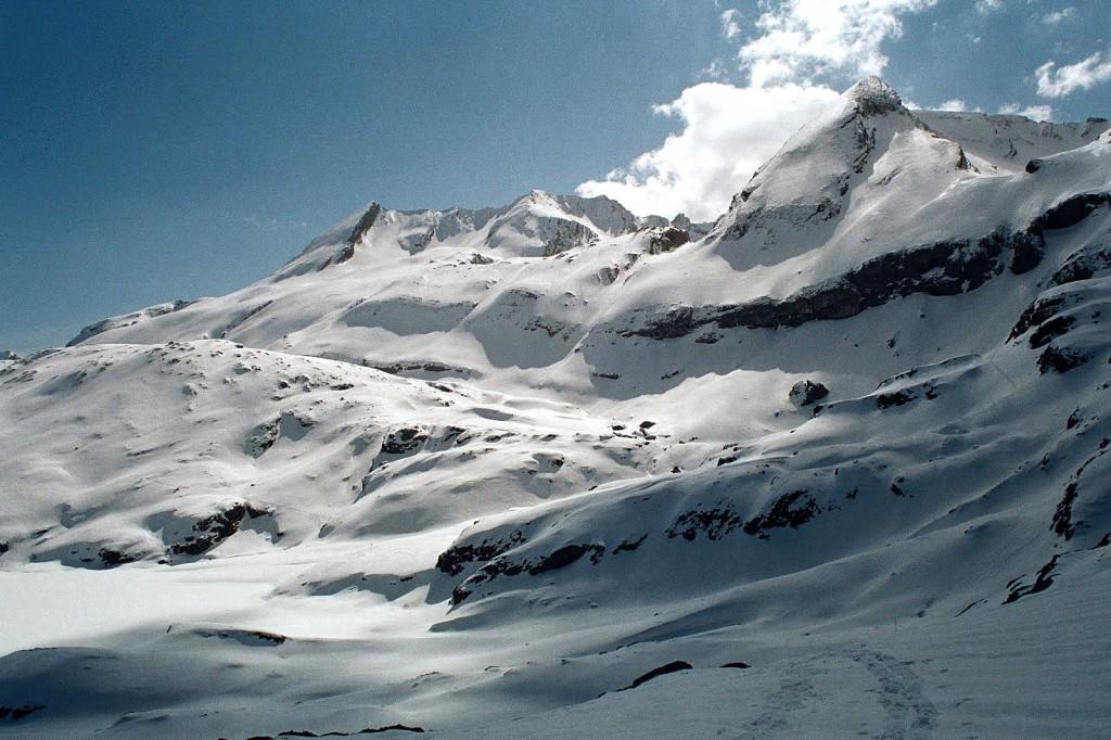 Puntal del Bozo i Pico Lioviella