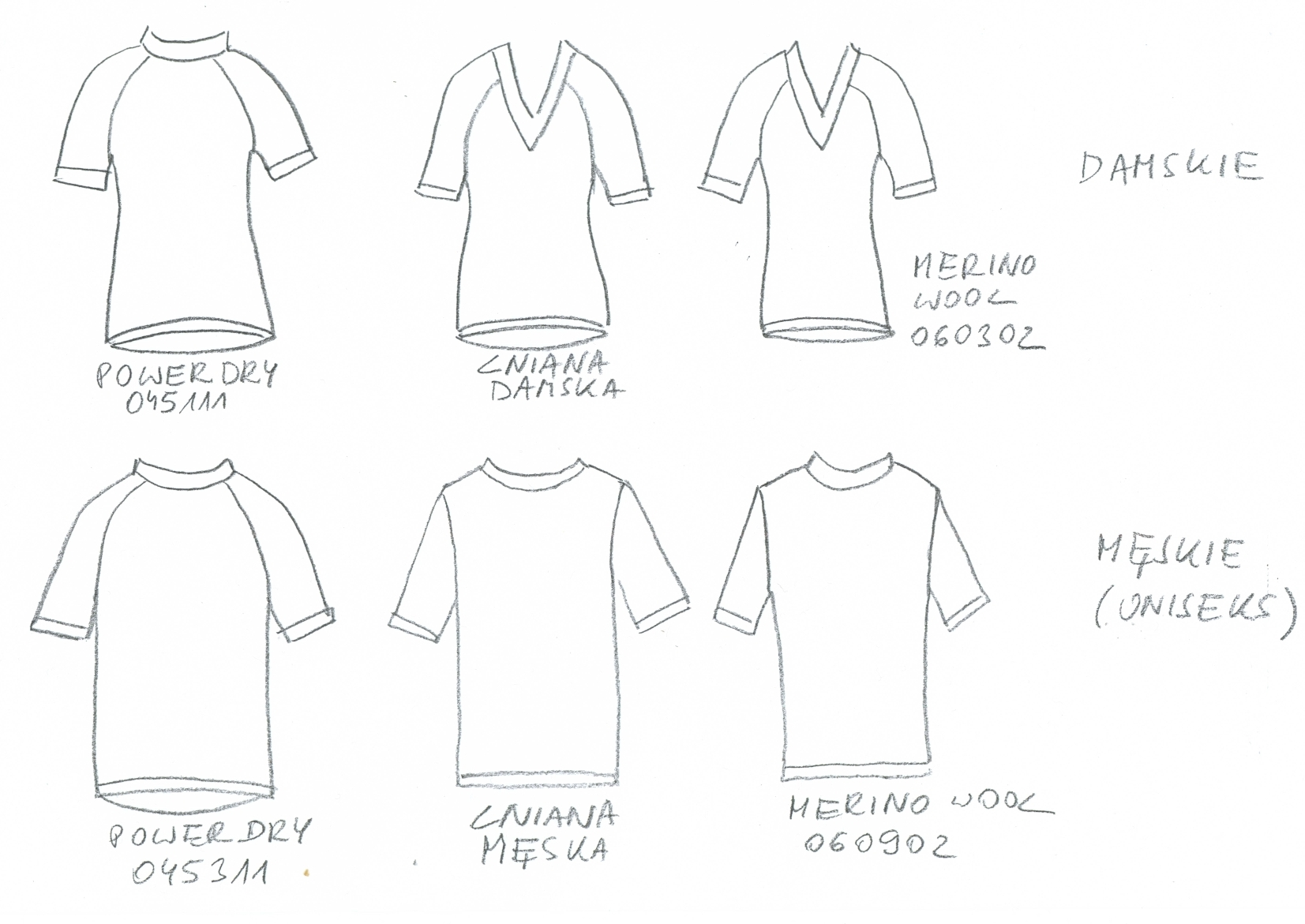 koszulki letnie