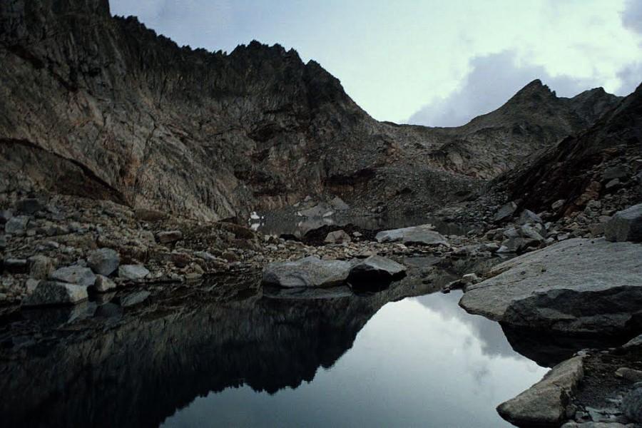 stawek nad Lac Clarabide