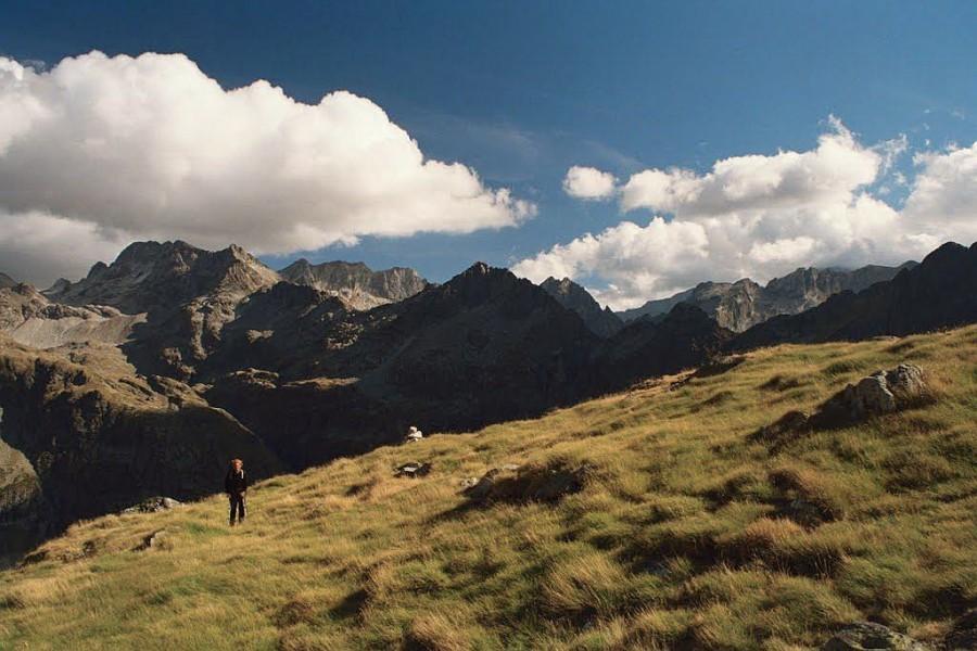 powyżej jeziora Caillalaouas