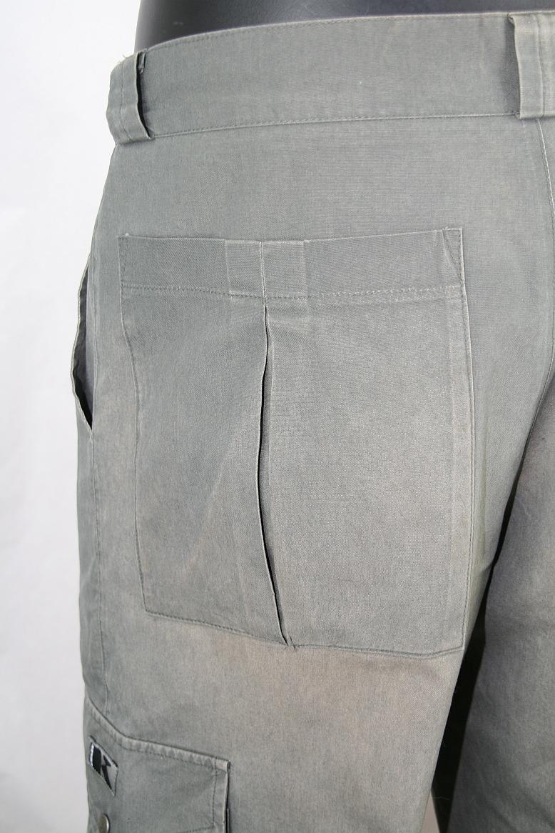 męskie spodnie bawełna z Cordurą 005