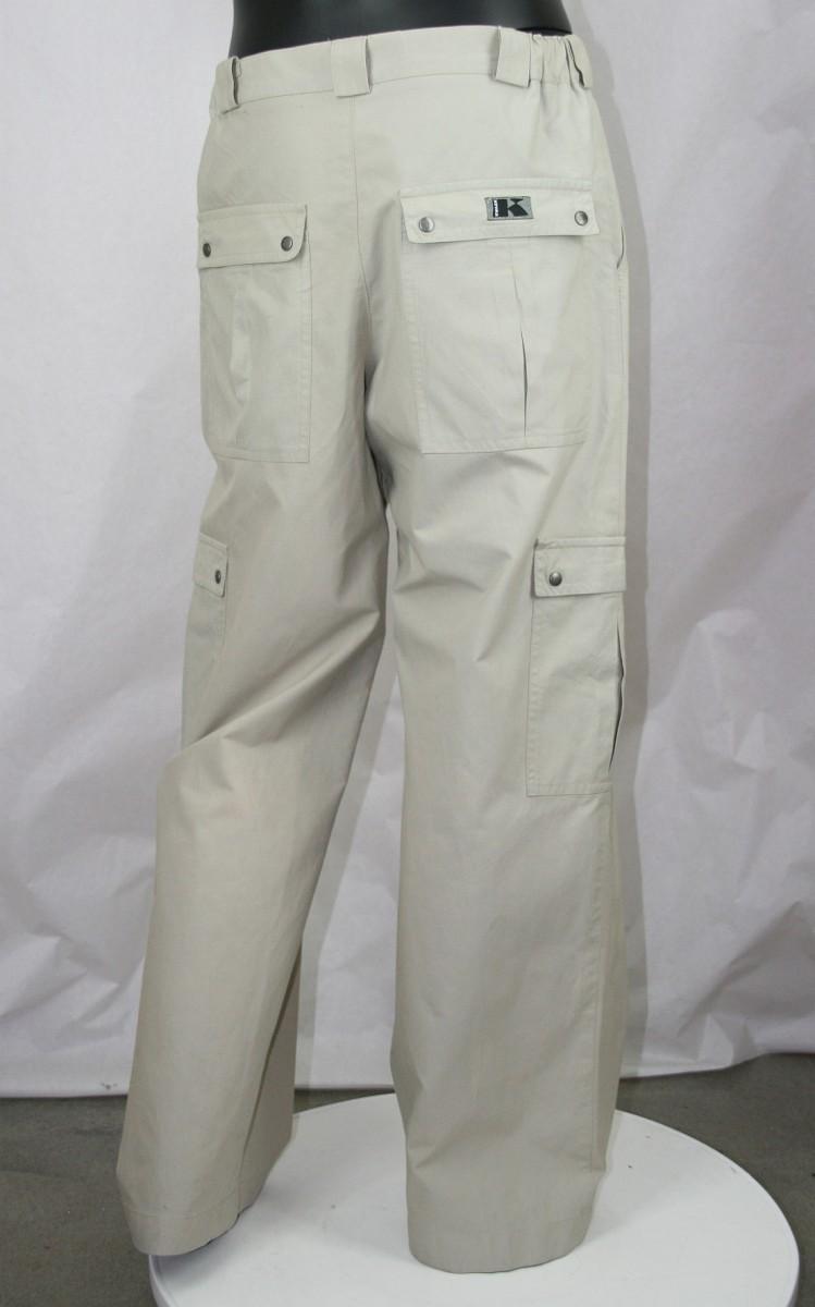 męskie spodnie bawełna z Cordurą 013