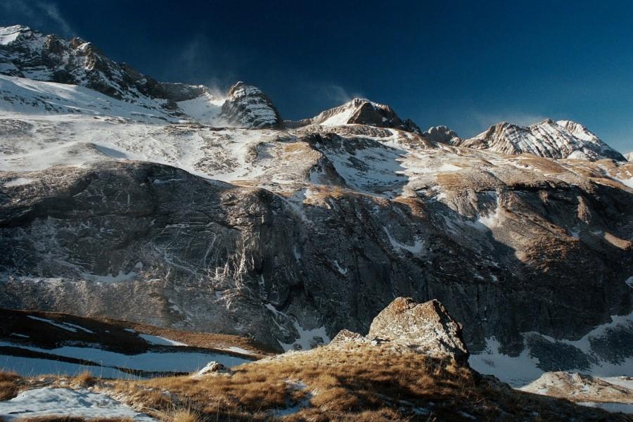 Sierra Tendenera, marzec 2012
