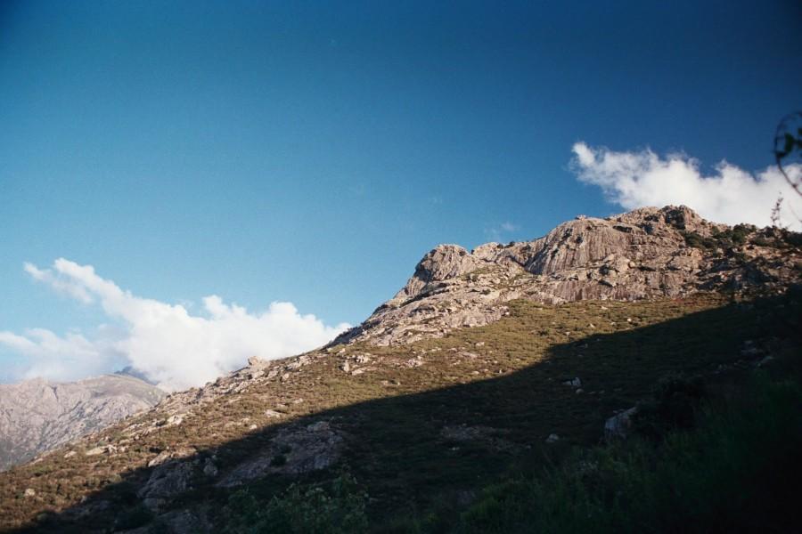 GR20 nad Calenzana