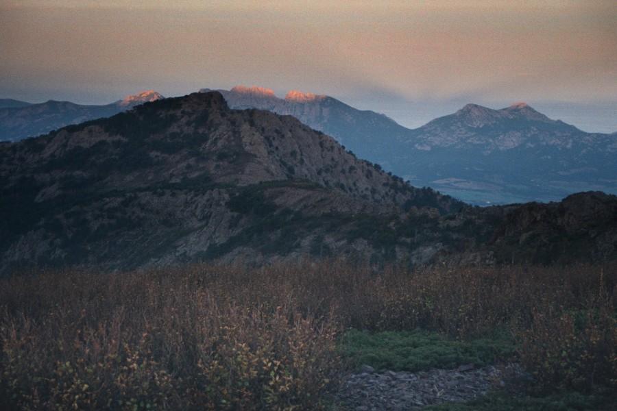 Korsyka, północne wybrzeże