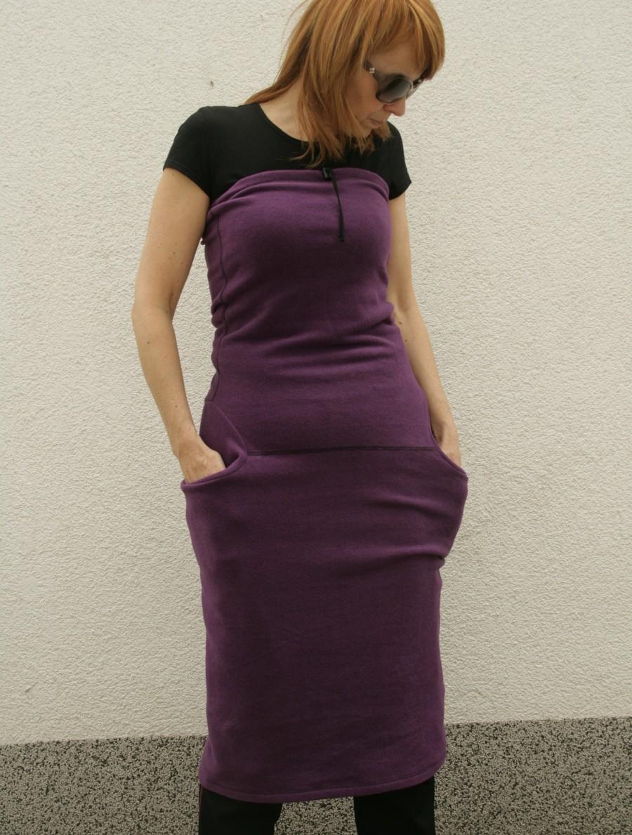 Gienia Lekka jako sukienka