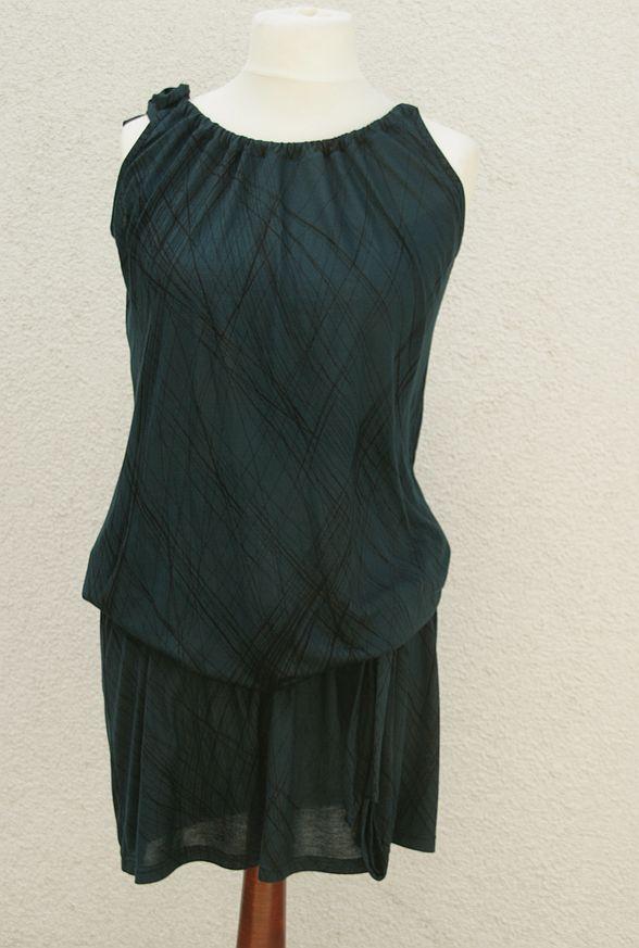 sukienka morska 040