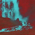 ogromne wodospady