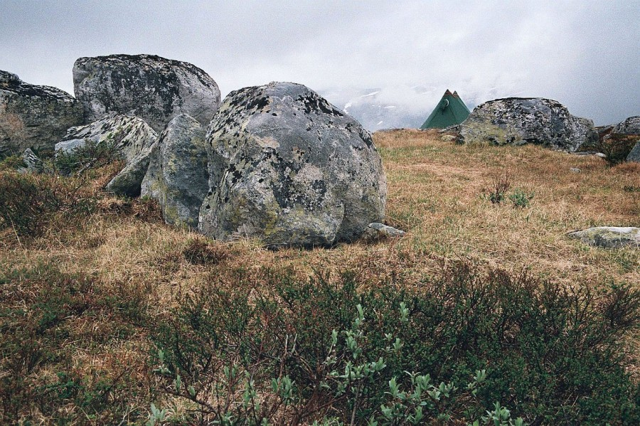 biwak w Trollheimen