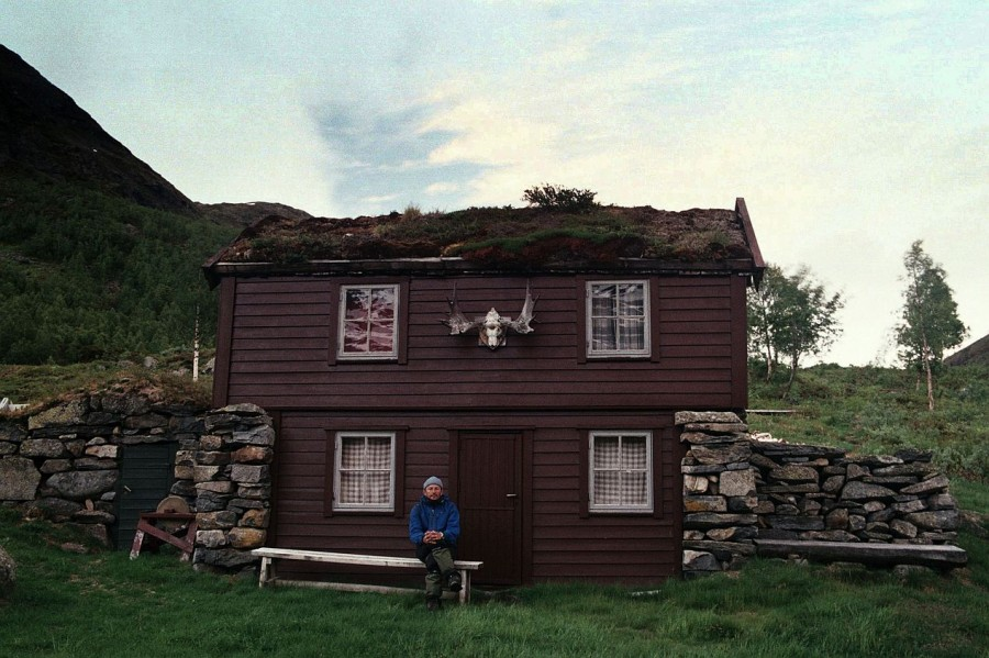 schronisko- domek dla ludzi z psami