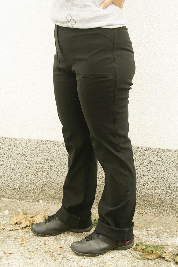 spodnie Vetti modelka 103 cm w biodrach, 158 cm wzrostu