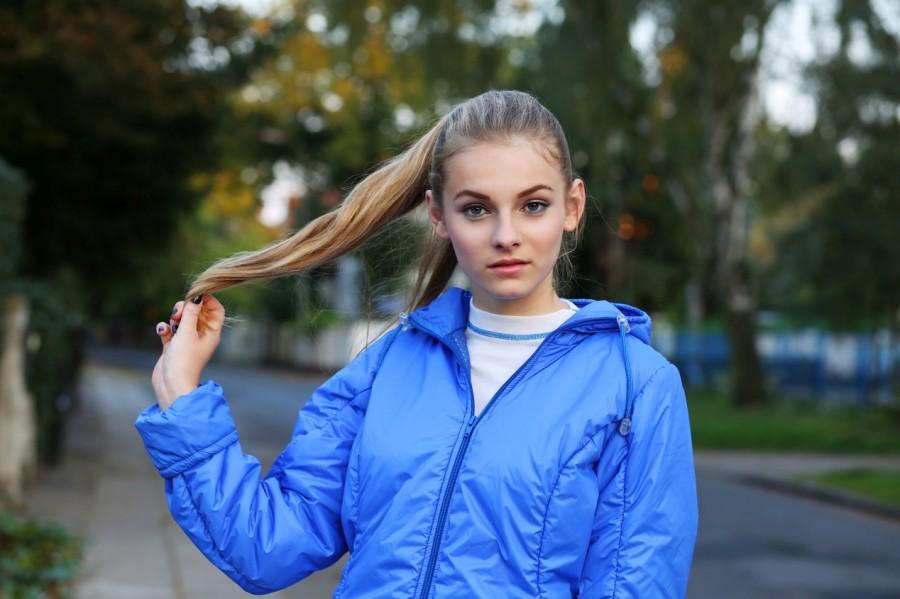 kurtka Utla z Polartec Alpha fot Beata Sarna