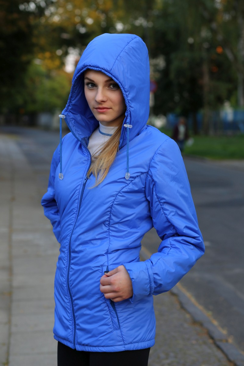 kurtka z polartec alpha, fot Beata Sarna