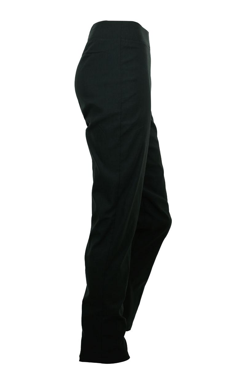 damskie elastyczne spodnie rurki (3)