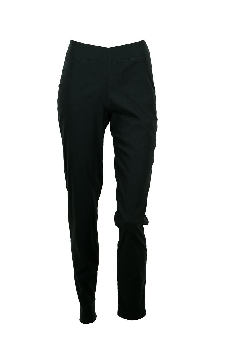 damskie elastyczne spodnie rurki