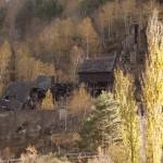 dolna stacja wyciagu kopalni- tuz przy drodze do Canejan