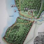 rezerwat Brotorpet- chroniony są tam różowe porosty