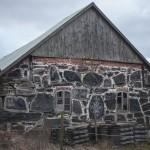 Stara farma nad brzegiem Immeln