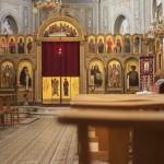 ikonostas greckokatolickiego kościoła