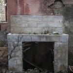 Opuszczona wieś Revinda e Case, zlewozmywak
