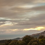 poranek w Revinda, Korsyka