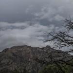 pogarszająca się pogoda, Korsyka