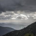 deszcz i szkwały, Korsyka