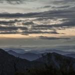 poranek powyżej Marignana