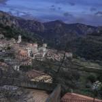 Ota, Korsyka, styczeń