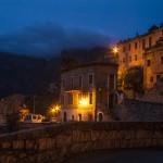 Ota przed świtem, Korsyka, styczeń