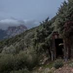 stajenka powyżej Ota, Korsyka
