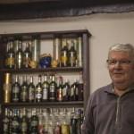bar w Serriera, Korsyka