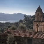 Curzu, Korsyka, styczeń