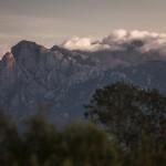 Calanche de Piana, Korsyka, Styczeń