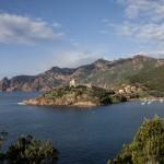 twierdza w Girolata, Korsyka