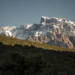 Paglia d' Orba widziana z drogi do Tuarelli