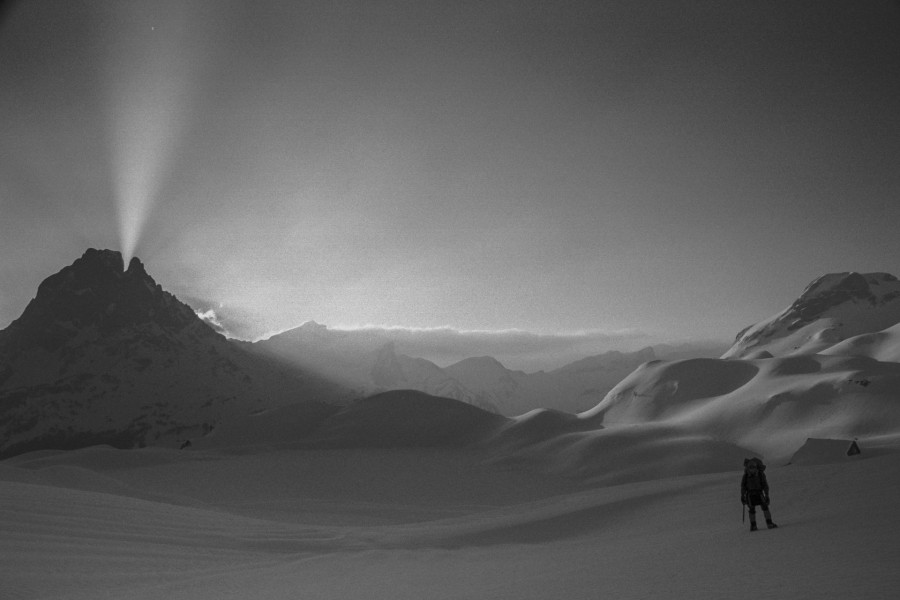 Pic du Midi d'Ossau, fot. Katarzyna Nizinkiewicz