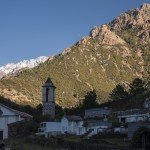 Monte Estremo, Korsyka, styczeń