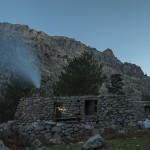 ref Ruscaghja, Korsyka, styczeń