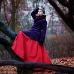 płaszcz babeczka, fot Beata Sarna